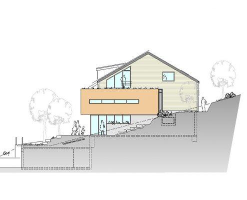 Anbau Mehrfamilienhaus Linsenhofen