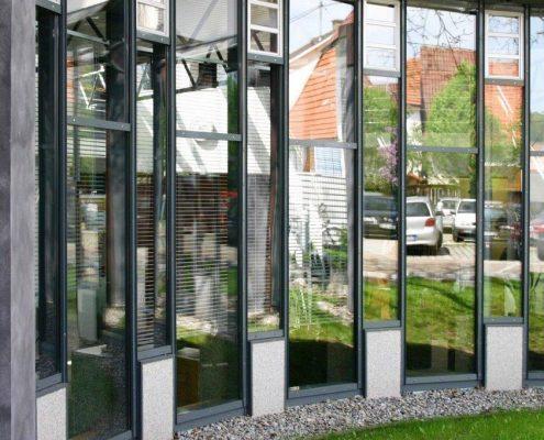 Neubau Volksbank Frickenhausen