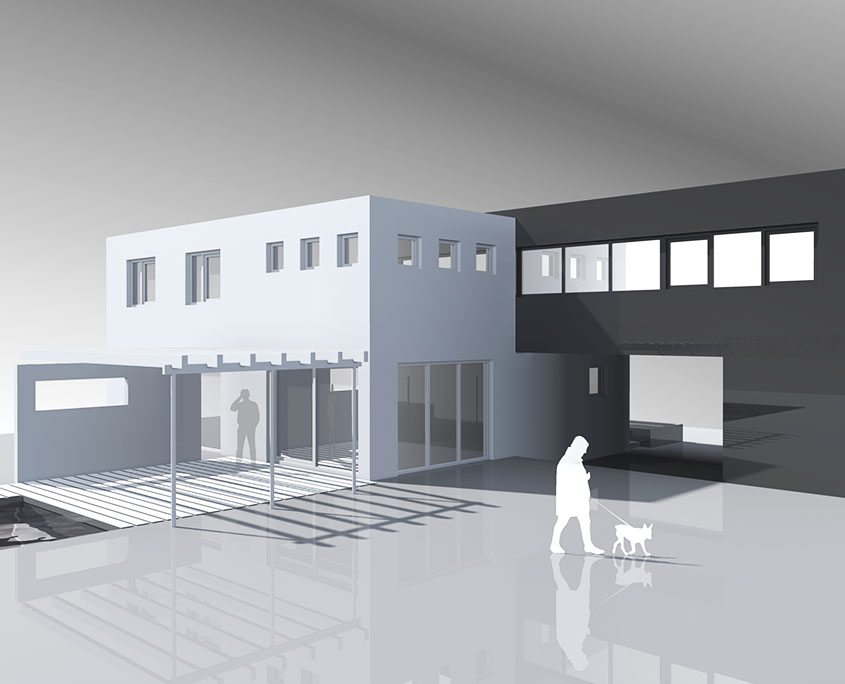 Neubau Einfamilienhaus Rechberghausen