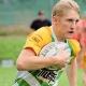 Leonard Stoeckle beim Rugby spielen
